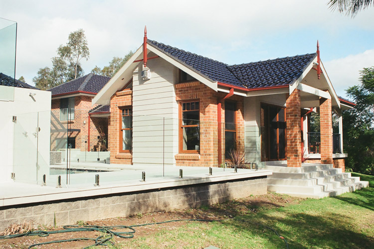 Maitland cottage home project
