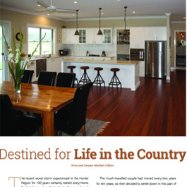 Hunter Lifestyle Magazine 74 - Destined for Life in the Country
